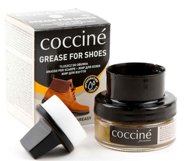 Жир для обуви Coccine Grease for shoes 55/29/50/01, 01 Neutral, 5904006089692